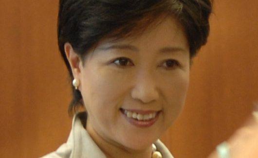 Yuriko Koike Aug 17 2007
